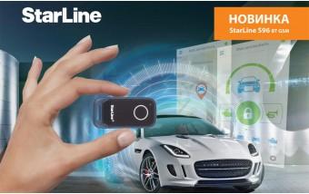 Starline S96 BT GSM. Защитник с интеллектом.