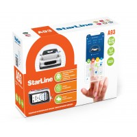 StarLine A93 2CAN-2LIN GSM ECO