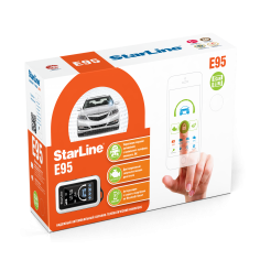 StarLine E95 ВТ 2CAN+2LIN GSM