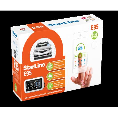 StarLine E95 ВТ 2CAN+2LIN GSM