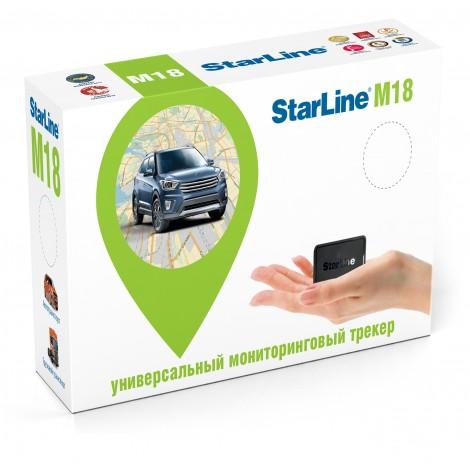 StarLine M18 Pro