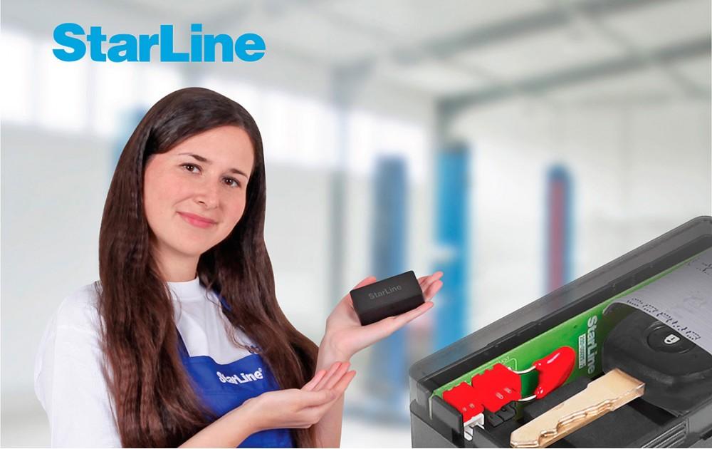 Новинка! Автозапуск со StarLine BP-06 — надежно, просто и быстро