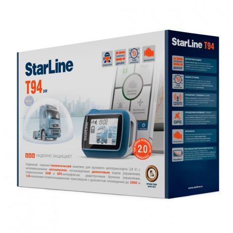 StarLine T94 GSM+GPS